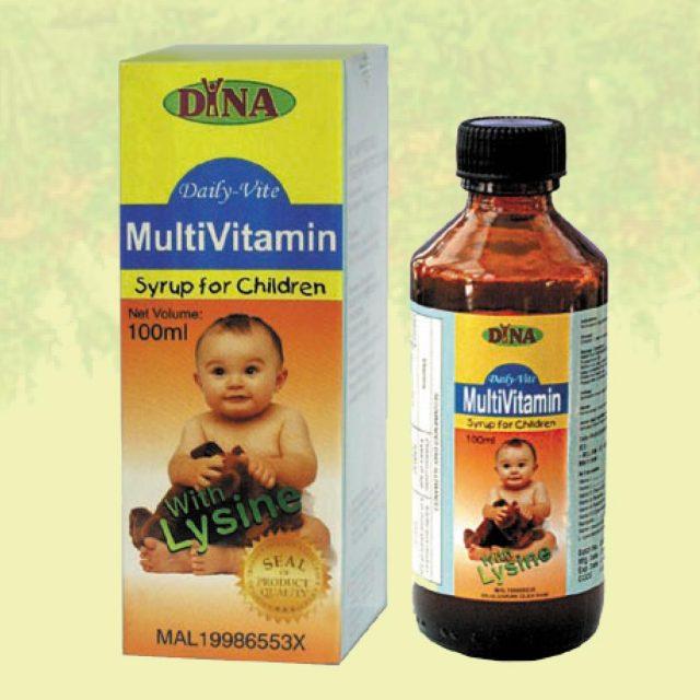 Daily Vite Multi Vitamins